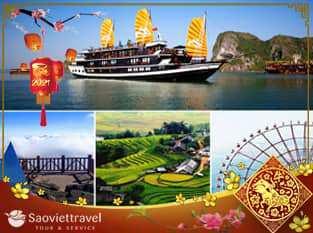 Du lịch Tết Nguyên Đán 2021 – Hà Nội – Hạ Long – Sapa – Fanxipan 4N3Đ ngày từ Cần Thơ
