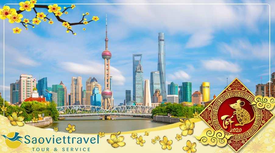 Tour du lịch Trung Quốc Tết 2021 – Bắc Kinh – Thượng Hải – Hàng Châu – Tô Châu 7N6Đ từ Sài Gòn