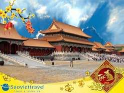 Tour du lịch Trung Quốc Tết 2020 – Bắc Kinh – Thượng Hải – Hàng Châu – Tô Châu 7N6Đ từ Sài Gòn