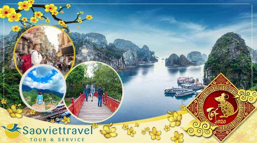 Du lịch Miền Bắc Tết Nguyên đán 2020 – Hà Nội – Hạ Long – Sapa 4 ngày 3 đêm từ Sài Gòn
