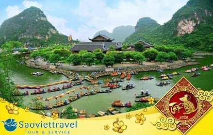 Du lịch Miền Bắc – Hà Nội – Lào Cai – Sapa – Fansipan – Ninh Bình 4 ngày Tết Âm lịch 2020 từ Sài Gòn