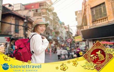 Du lịch Miền Bắc Tết Âm Lịch 2021 – Hà Nội – Hạ Long – Sapa – Ninh Bình 5 ngày từ Sài Gòn