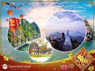 Du lịch Miền Bắc Tết Nguyên đán 2021 – Hà Nội – Hạ Long – Sapa 4 ngày 3 đêm giá tốt từ Sài Gòn