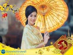 Du lịch Thái Lan Tết 2020 – Pattaya – Bangkok 5 ngày 4 đêm từ Sài Gòn giá tốt