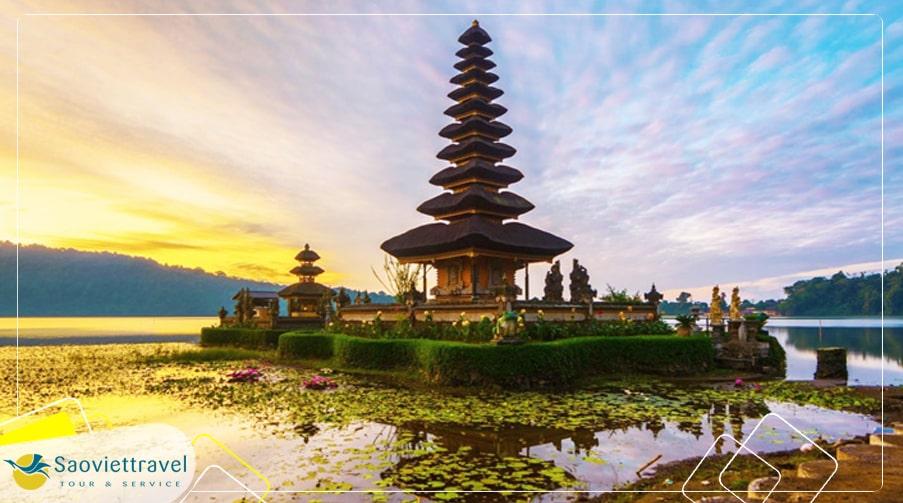 Du lịch Indonesia – Bali – Đền Tanah Lot 4 ngày từ Sài Gòn giá tốt