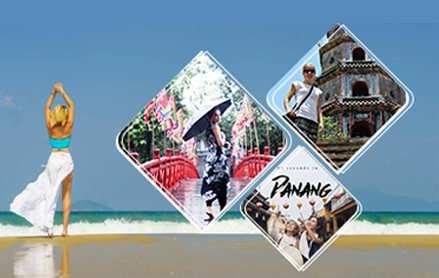 Du lịch Xuyên Việt – Đà Nẵng – Bà Nà – Huế – Động Thiên Đường 11 ngày