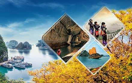 Du lịch Xuyên Việt – Đà Nẵng – Phong Nha – Hà Nội – Sapa 10N giá tốt từ Sài Gòn