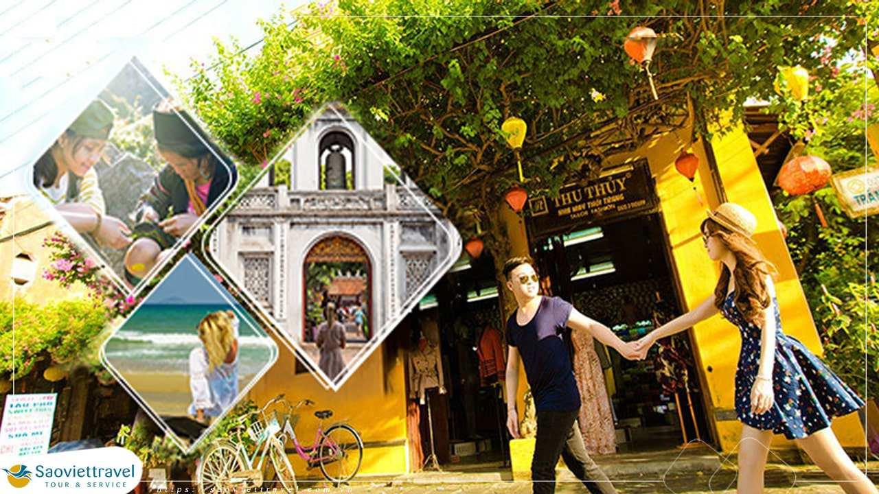 Tour Du Lịch Xuyên Việt – Hạ Long – Sapa – Huế – Động Thiên Đường 9N giá tốt
