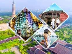 Tour du lịch Xuyên Việt 11 ngày 10 đêm – Bái Đính – Tràng An – Hội An – Huế giá tốt từ Sài Gòn