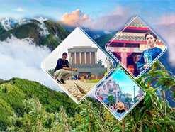 Du lịch Xuyên Việt 10 ngày 9 đêm – Hà Nội – Sapa – Đà Nẵng – Thiên Đường từ Sài Gòn