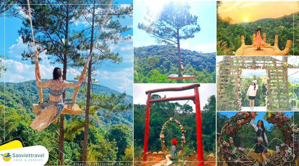 Du lịch Đà Lạt – Hoa Sơn Điền Trang 4 ngày 3 đêm giá tốt 2020