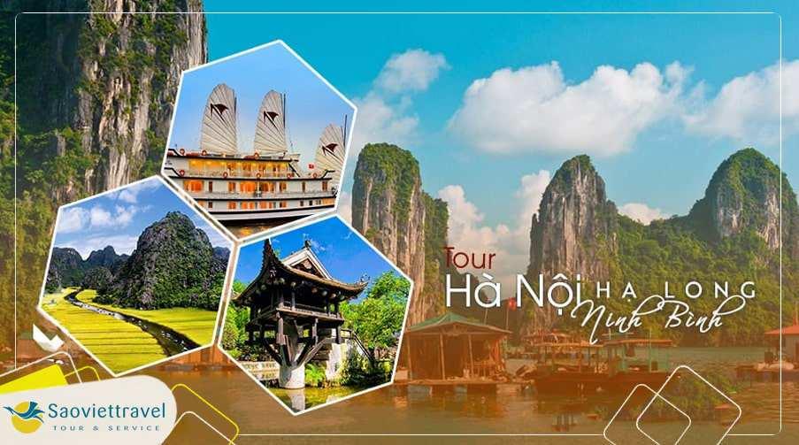 Du lịch Miền Bắc 4 Ngày 3 Đêm – Hà Nội – Bái Đính – Tràng An – Hạ Long – Yên Tử  giá tốt từ Sài Gòn