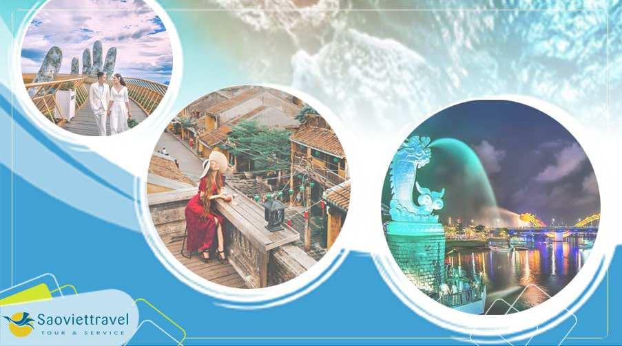 Tour du lịch Đà Nẵng 4 ngày 3 đêm – Bà Nà – Hội An – Cù Lao Chàm giá tốt từ Hà Nội