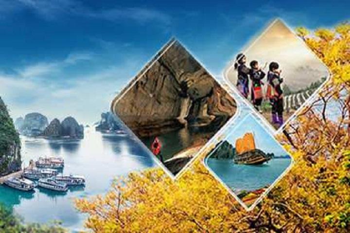 Du lịch Miền Bắc – Hà Nội – Ninh Bình – Hạ Long – Yên Tử  – Sapa – Fansipan 5N4Đ giá tốt từ Sài Gòn