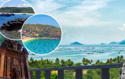 Du lịch Quy Nhơn 4 ngày 3 đêm – Eo Gió – Kỳ Co – Ghềnh Đá Đĩa – Phú Yên từ Hà Nội