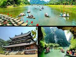 Du lịch Miền Bắc – Hà Nội – Bái Đính – Tràng An – Vịnh Hạ Long – Yên Tử từ Sài Gòn giá tốt – TOUR CAO CẤP