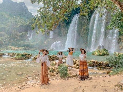 Du lịch Miền Bắc – Hà Nội – Hà Giang – Cao Bằng – Thác Bản Giốc – Hồ Ba Bể từ Tp.HCM