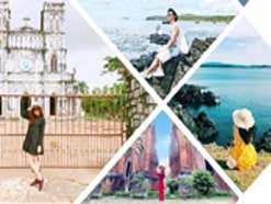 Du lịch Quy Nhơn – Phú Yên – Eo Gió – Ghềnh Đá Đĩa 4N3Đ giá tốt từ Hà Nội