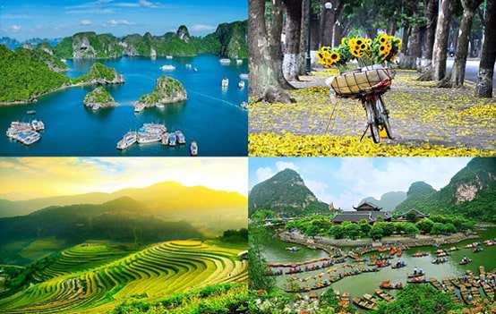 Du lịch Hà Nội – Hạ Long – Ninh Bình 4 ngày 3 đêm từ Cần Thơ giá tốt