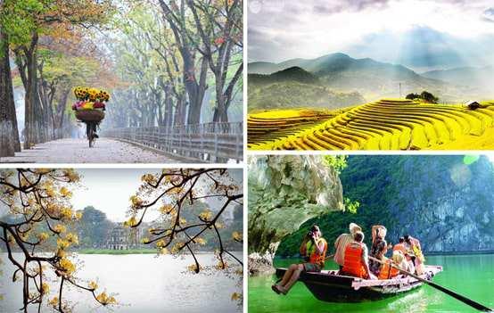 Du lịch Miền Bắc – Hà Nội – Hạ Long – Sapa 5 ngày giá tốt khởi hành từ Cần Thơ