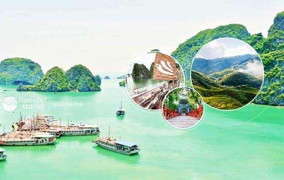 Du lịch Miền Bắc – Hà Nội – Hạ Long – Sapa 5 ngày 4 đêm giá tốt từ Cần Thơ
