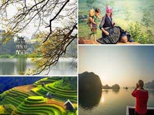 Du lịch Miền Bắc – Sapa – Hạ Long 3 ngày 3 đêm giá tốt 2020