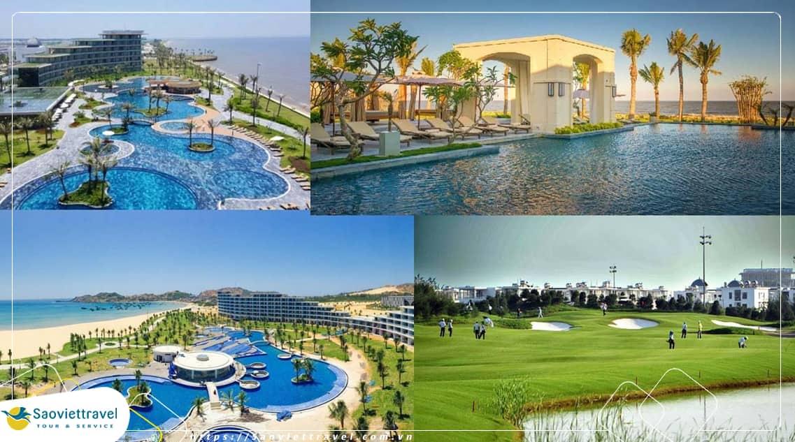 Du lịch Sầm Sơn 2 ngày 1 đêm  FLC Resort Sầm Sơn 5sao từ Hà Nội giá tốt