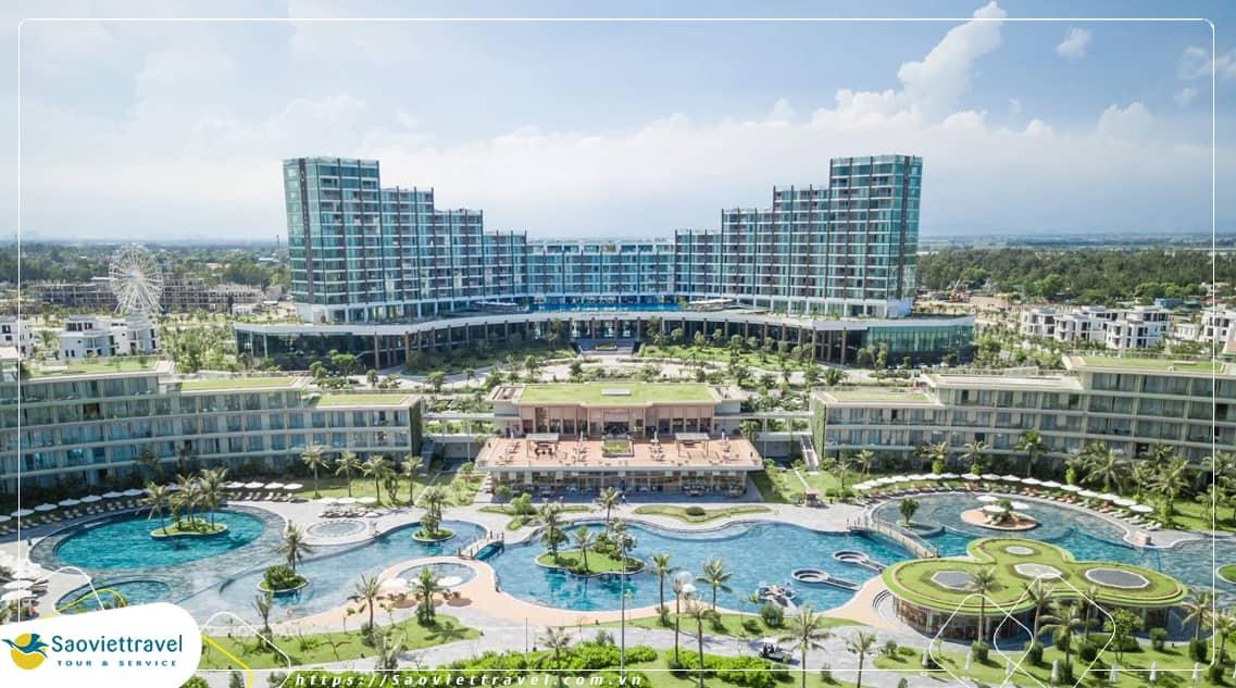 Du lịch Sầm Sơn 3 ngày 2 đêm FLC Resort Sầm Sơn 5sao – giá tốt từ Hà Nội