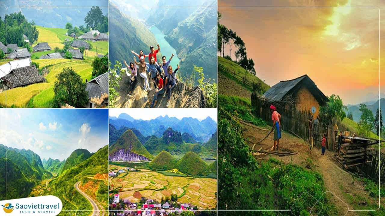 Du lịch Hà Giang – Quản Bạ – Sông Nho Quế – Lũng Cú – Đồng Văn 3 ngày 2 đêm từ Hà Nội