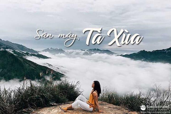 Tour Mộc Châu 2 ngày 1 đêm – Mùa Hoa Mộc Châu – Săn Mây Tà Xùa từ Hà Nội