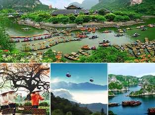 Du lịch Tết Dương lịch Hà Nội – Hạ Long – Ninh Bình 4 ngày 3 đêm từ TP. HCM 2021