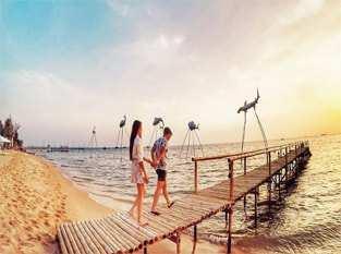 Du lịch Tết Dương Lịch 2021 – Phú Quốc 4 ngày 3 đêm khởi hành từ Sài Gòn giá tốt