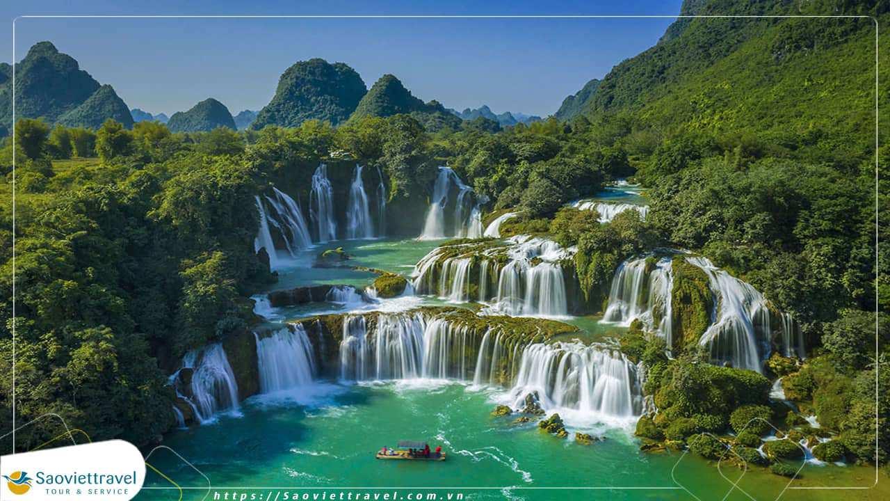 Du lịch Hà Giang – Cao Nguyên Đá Đồng Văn – Thác Bản Giốc 5N4Đ Tết Dương lịch 2021 từ Sài Gòn