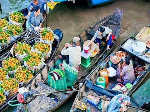 Tour du lịch Miền Tây – Cái Bè – Cần Thơ – Cà Mau 3 ngày 2 đêm giá tốt từ Sài Gòn