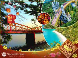 Du lịch Đà Nẵng Tết Âm lịch 2021 – Hội An – Huế – Động Phong Nha 5N4Đ từ Hà Nội