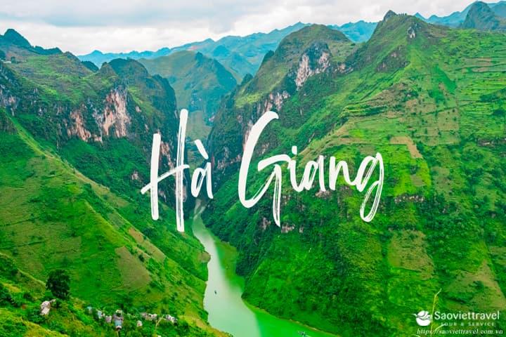 Du lịch Miền Bắc – Đông Bắc – Hà Giang 4 ngày 3 đêm khởi hành từ Sài Gòn 2020