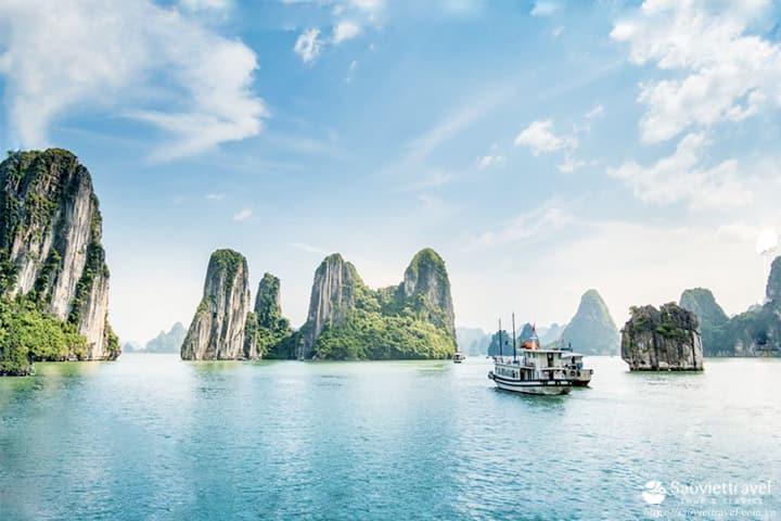 Tour Miền Bắc – Hà Nội – Hạ Long – Hà Giang 5 ngày 4 đêm từ Sài Gòn 2020