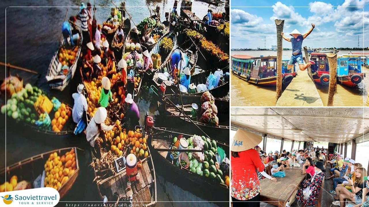 Tour du lịch Miền Tây 2 ngày 1 đêm – Cà Mau – Bạc Liêu – Sóc Trăng từ Sài Gòn