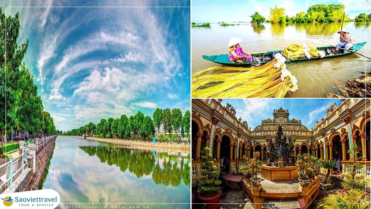 Tour du lịch Miền Tây 4 ngày 3 đêm – Cần Thơ – Bạc Liêu – Cà Mau giá tốt từ Hà Nội