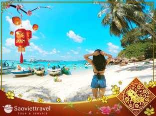 Du lịch Tết Nguyên Đán 2021- Sài Gòn Phú Quốc 4 ngày 3 đêm giá tốt