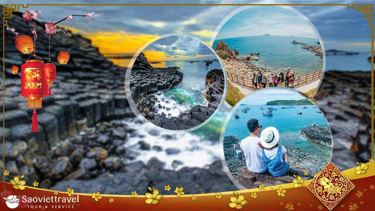 Du lịch Tết Âm lịch 2021 – Quy Nhơn – Phú Yên 4 ngày từ Sài Gòn