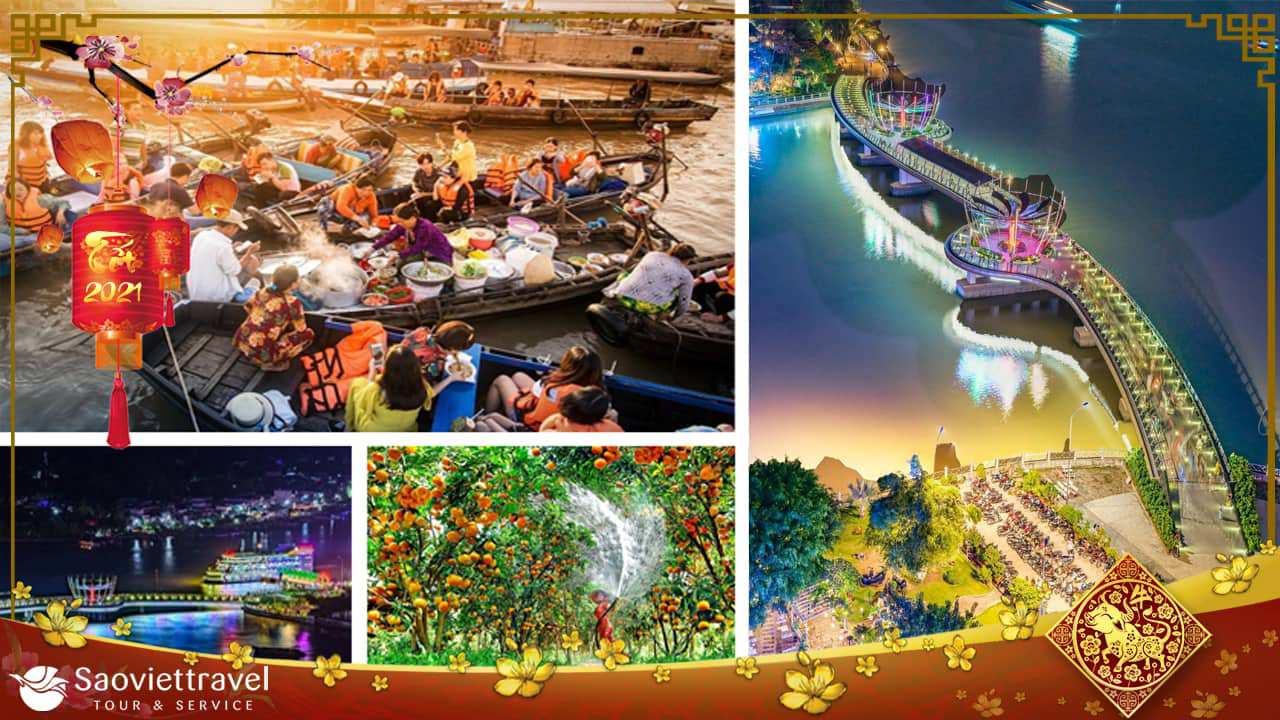 Du lịch Tết Nguyên Đán 2021 – Mỹ Tho – Cần Thơ 2 ngày 1 đêm từ TP.HCM