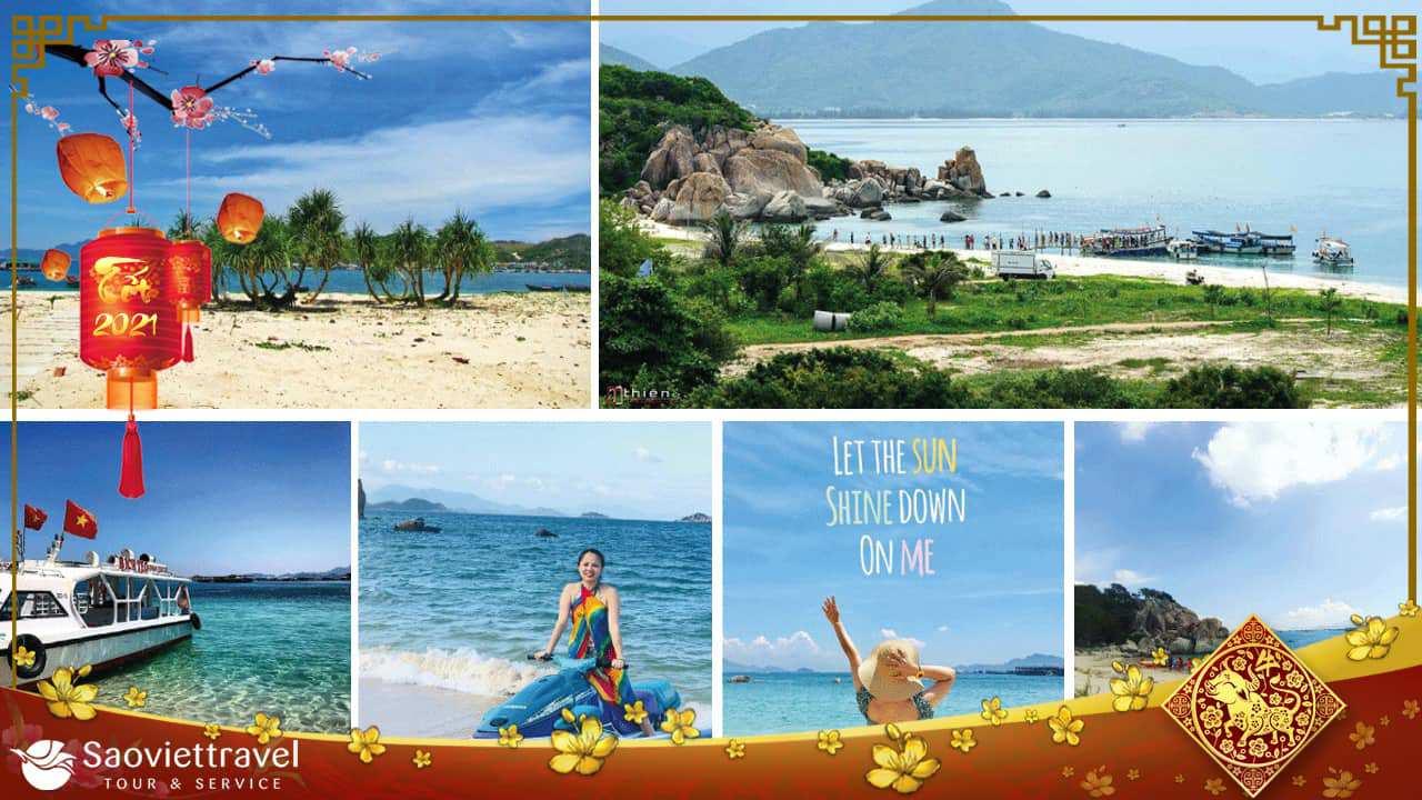 Du lịch Tết Nguyên Đán – Ninh Chữ – Vĩnh Hy 3N2Đ từ Sài Gòn