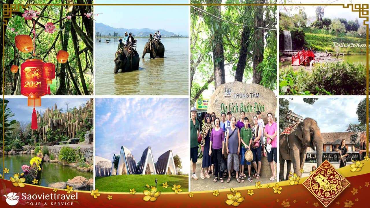 Du lịch Tết Nguyên Đán 2021 – Tây Nguyên – Pleiku – Kontum – Buôn Mê Thuột 3 ngày từ Sài Gòn