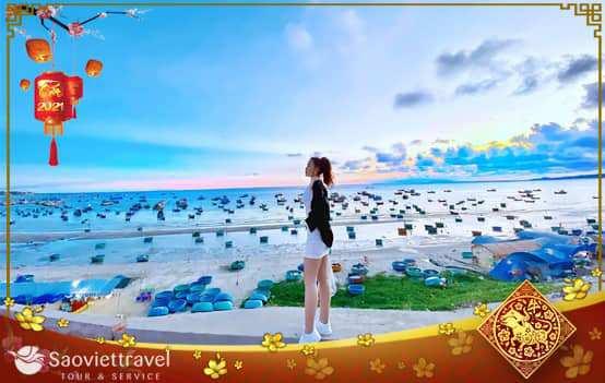 Du lịch Phan Thiết – Đồi Cát Bay 2 Ngày 1 Đêm Tết Nguyên Đán 2021 Từ TP. HCM