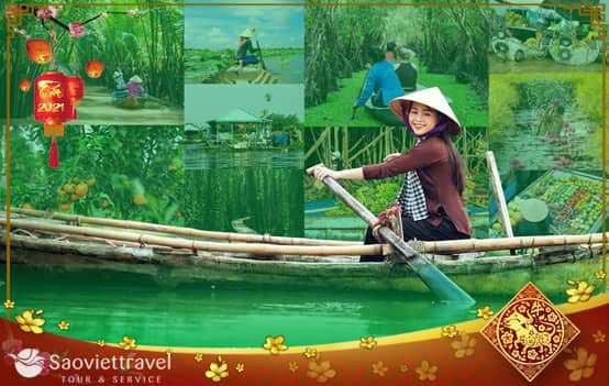 Du lịch Tết Âm lịch Tour Miền Tây – Châu Đốc – Hà Tiên 2N2Đ từ Sài Gòn