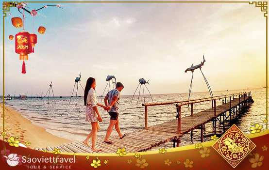 Tour Tết Âm lịch 2021 – Tour Phú Quốc 4 ngày khám phá 4 Đảo từ Sài Gòn – Tour Cao Cấp