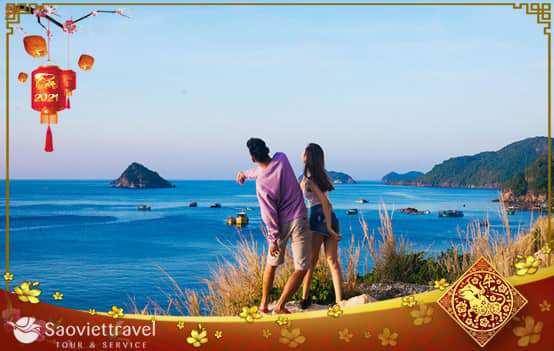 Du lịch Tết Âm lịch Tour Đảo Nam Du 3 ngày 2 đêm từ Sài Gòn