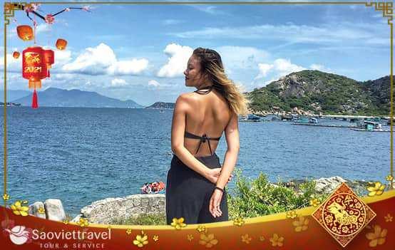 Du lịch Tết Nguyên Đán 2021- Cam Ranh – Đảo Bình Ba 2N2Đ từ Sài Gòn
