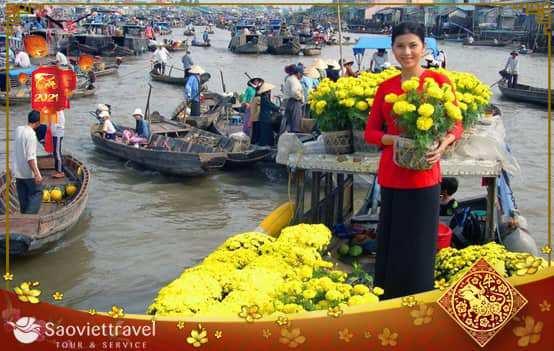 Du lịch Tết Nguyên Đán 2021 Miền Tây – Cần Thơ – Sóc Trăng – Bạc Liêu – Cà Mau 4 ngày từ Sài Gòn